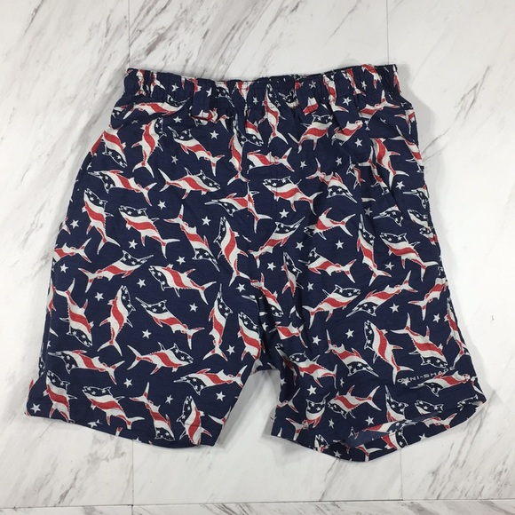 b87551956ae48 Columbia Swim | Size S Pfg Shark Print Suit | Poshmark